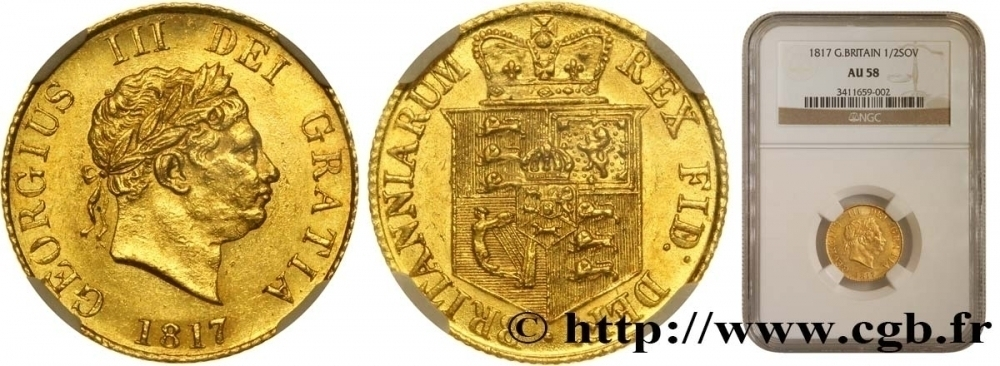 16 New World Gold Coins